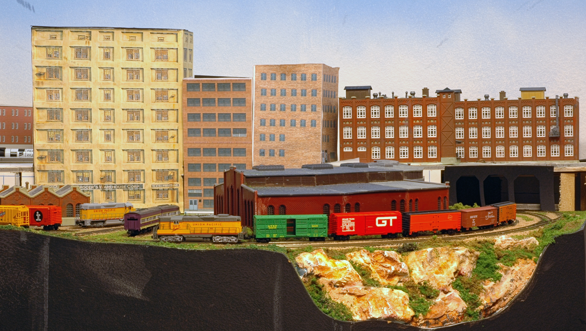 Follow the building of the new Z-scale layout in the project blog.